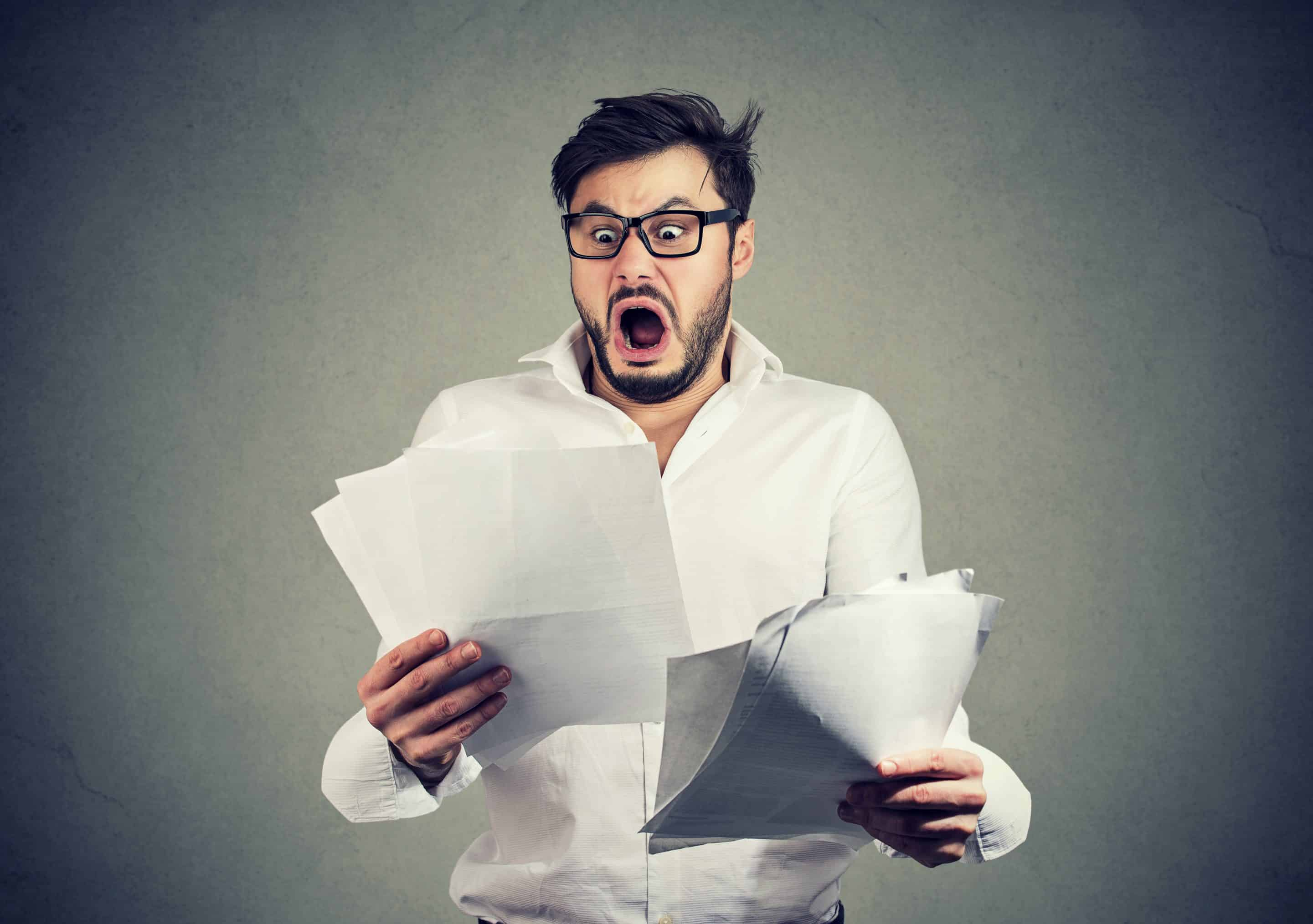 remettre ses factures à son expert-comptable